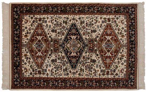 4×6 Ardebil Ivory Oriental Rug 033461