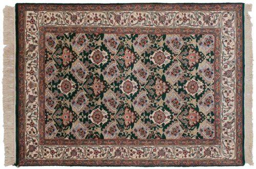 4×6 Bakshaish Green Oriental Rug 015998