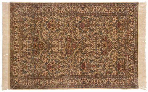 4×6 Baktiari Beige Oriental Rug 032546