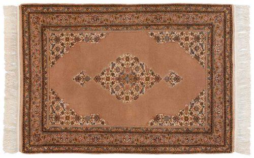 4×6 Tabriz Beige Oriental Rug 033253