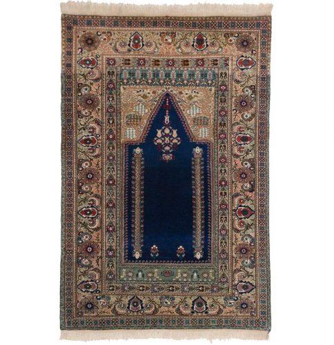 4×6 Caesaria Blue Oriental Rug 022830