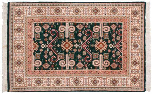4×6 Caucasian Green Oriental Rug 016724