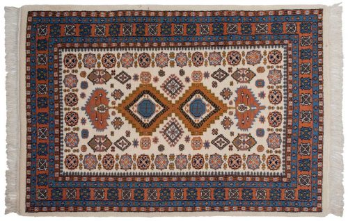 4×6 Shirvan Ivory Oriental Rug 023173