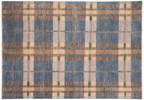 4×6 Chobi Blue Oriental Rug 048966