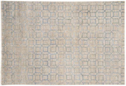 4×6 Chobi Silver Oriental Rug 048947