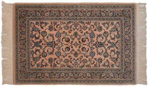 4×6 Isfahan Rose Oriental Rug 025283