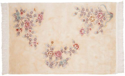 4×6 Peking Ivory Oriental Rug 029264