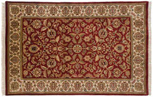 4×6 Jaipur Red Oriental Rug 042635