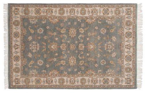 4×6 Kashan Blue Oriental Rug 045945