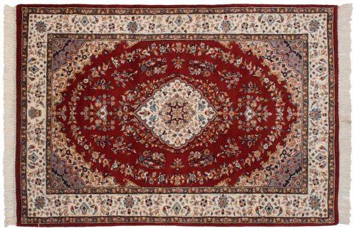 4×6 Kashan Red Oriental Rug 016429