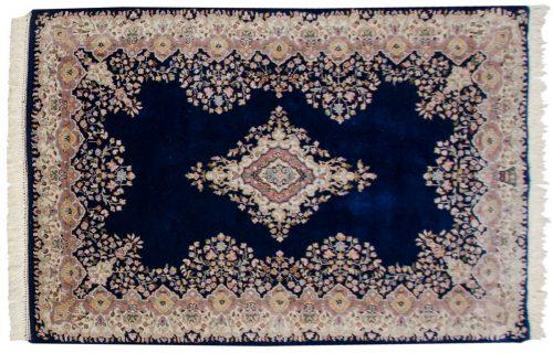4×6 Kerman Blue Oriental Rug 015054