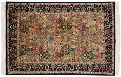 4×6 Kerman Multi Color Oriental Rug 016972