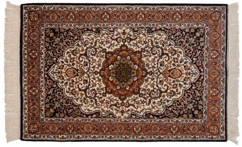 4×6 Khorassan Ivory Oriental Rug 033337