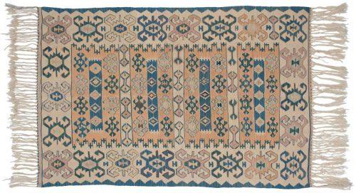 4×6 Kilim Beige Oriental Rug 034550