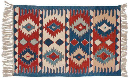 4×6 Kilim Multi Color Oriental Rug 034577