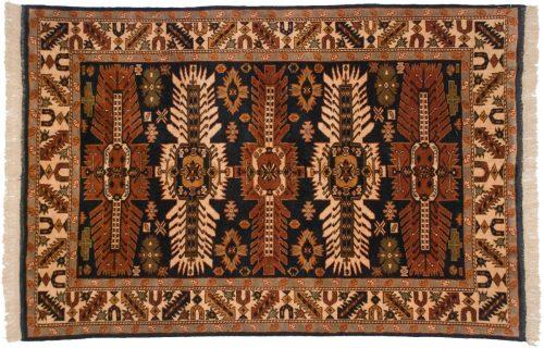 4×6 Kula Grey Oriental Rug 013661