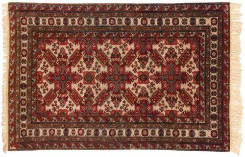 4×6 Mikrah Beige Oriental Rug 028218