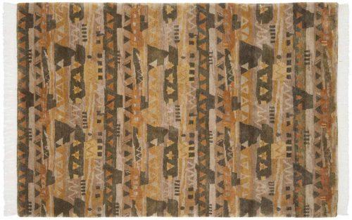 4×6 Modern Multi Color Oriental Rug 038507