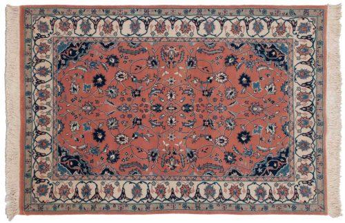 4×6 Kerman Peach Oriental Rug 020166
