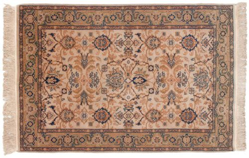 4×6 Sultanabad Ivory Oriental Rug 031458