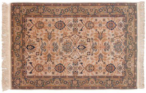 4×6 Sultanabad Ivory Oriental Rug 031458