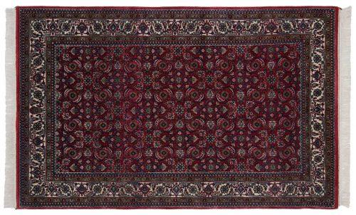 4×7 Bijar Red Oriental Rug 031082