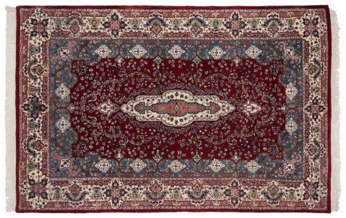 4×7 Kerman Red Oriental Rug 016195