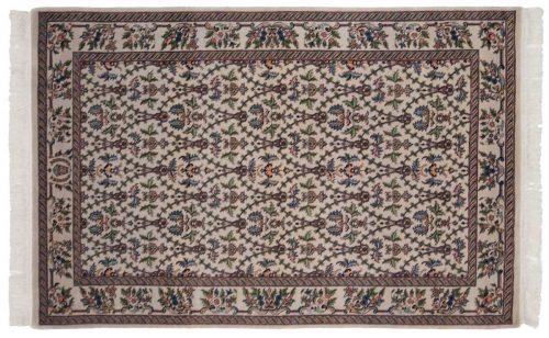 4×7 Aubusson Ivory Oriental Rug 031561