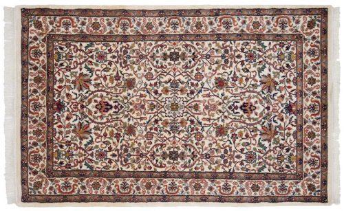 4×7 Tabriz Ivory Oriental Rug 036186