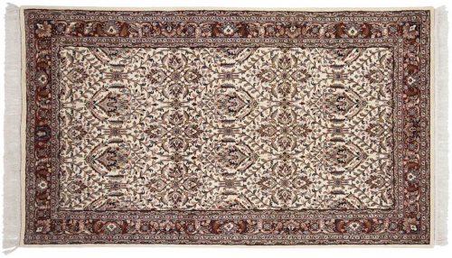 4×7 Yezd Ivory Oriental Rug 034275