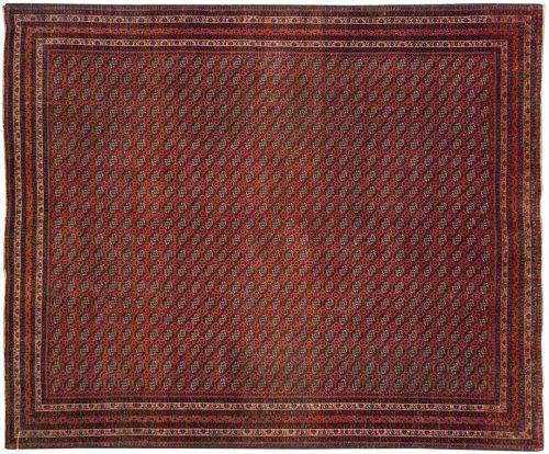 5×6 Beljik Rust Oriental Rug 043680