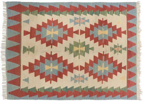 5×6 Kilim Beige Oriental Rug 013869
