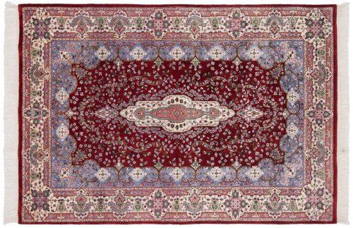 5×7 Kerman Red Oriental Rug 016742