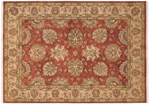 5×7 Mahal Red Oriental Rug 047571