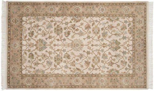 5×8 Agra Beige Oriental Rug 047544