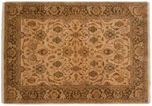 5×8 Oushak Gold Oriental Rug 046913