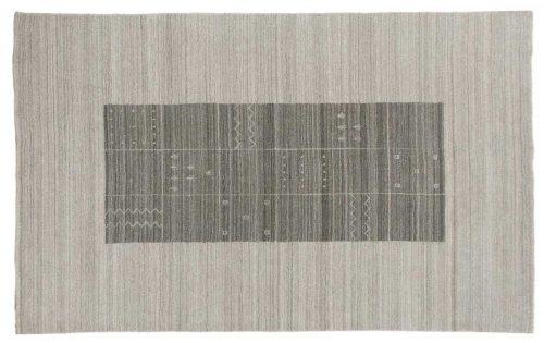 5×8 Gabbeh Grey Oriental Rug 046952