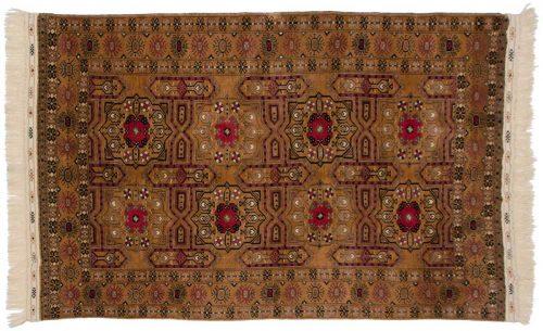 5×8 Kizilayak Gold Oriental Rug 028246