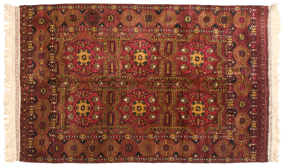 5x8 Kizilayak Red Oriental Rug 028245