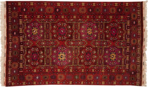 5×8 Kizilayak Red Oriental Rug 028247