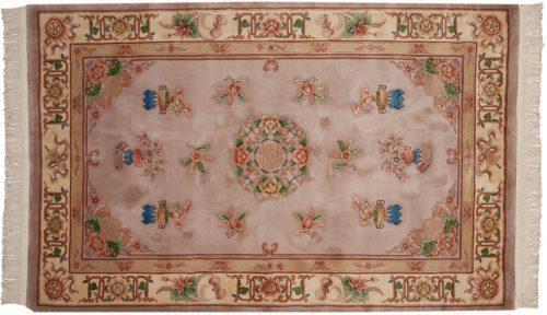 5×8 Peking Beige Oriental Rug 029025