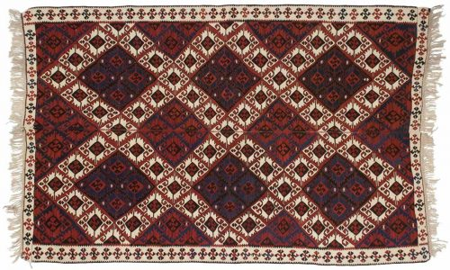 5×8 Sarkoy Red Oriental Rug 034633