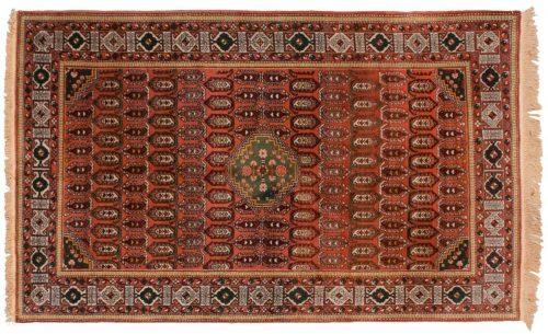5×8 Shirvan Gold Oriental Rug 028543