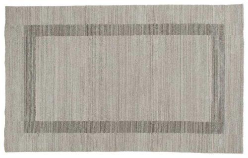 5×8 Gabbeh Silver Oriental Rug 046950