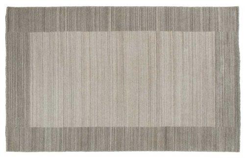 5×8 Gabbeh Silver Oriental Rug 046957