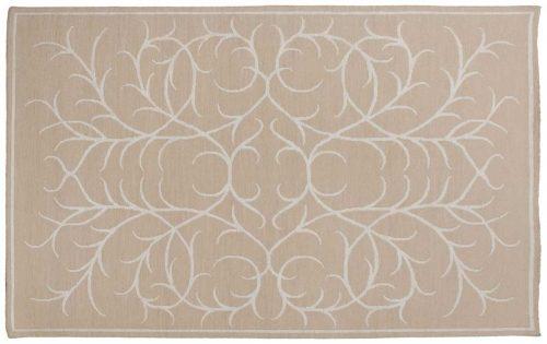 5×8 Soumak Beige Oriental Rug 046072