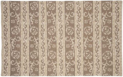 5×8 Soumak Brown Oriental Rug 043550