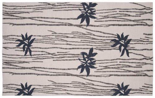 5×8 Soumak Grey Oriental Rug 045393
