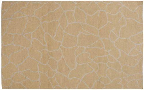 5×8 Soumak Yellow Oriental Rug 045841