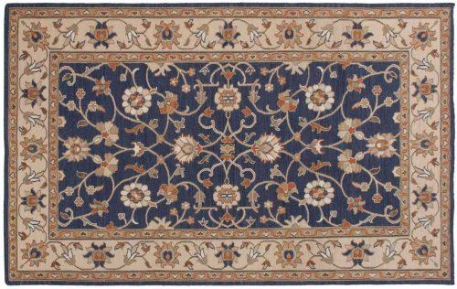 5×8 Soumak Blue Oriental Rug 046585